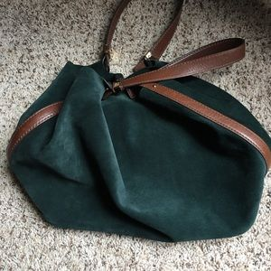Handbags - Michael Kors hobo suede purse